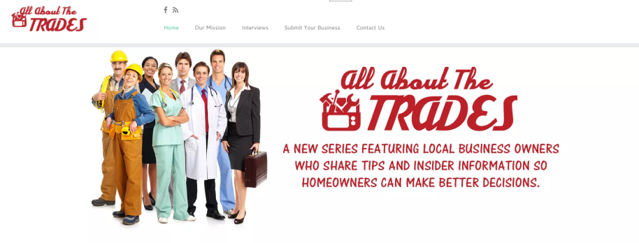 all about the trades tv show
