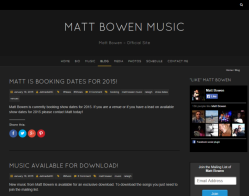 matt bowen raleigh
