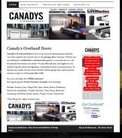 canadys overhead doors