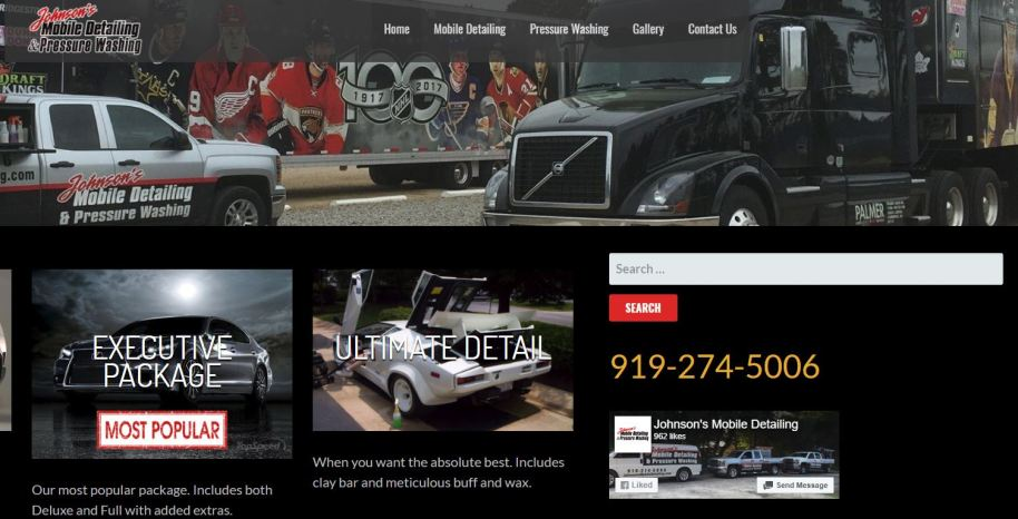 mobile detailing, raleigh, jmd, auto detailing, johnsons